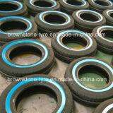 Weißer Sidewall PCR Car Tyre (5.00R12C, 185R14C, 195R14C, 195R15C, 205/75R14, 215/75R15)