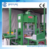 Cubic와 Bazalt Stone를 위한 유압 Stone Cutting Machine