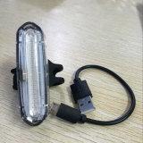 Свет ясного Bike светильника безопасности цвета света 2 кабеля велосипеда фабрики крышки переменчивого водоустойчивого предупреждающий задний