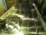 Plaque de pression de l'acier inoxydable AISI304