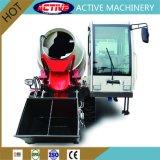 AL912cm 1.2m3 petite table de mixage de béton auto chargement de camion à bas prix