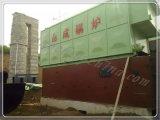 Wasser-und Feuer-Gefäß-Dampfkessel exportiert nach Bangladesh (DZL1-35T/H)