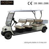 8 Sitzer New Energy Electric Sightseeing Car für Club