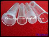 La pureza del 19# conjunta de proveedor de tubo de cristal de cuarzo.