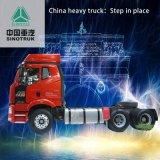 Leiding de Zware Vrachtwagen van de Kar 210HP van de Markt HOWO van Guinea G5X