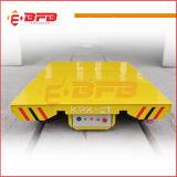 Chariot électrique de traiter matériel d'industrie pour l'usage d'industrie lourd