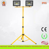 Super superiore Power LED Flood Light 10wx2 con Tripod Waterproof