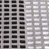 [4024كم] لون [أب] مستطيلة بلّوريّة [رهينستون] صفح [هوتفيإكس] [رهينستون] جواهر شبكة لف