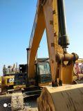 Lagarta usada muito boa 320d 2014 da máquina escavadora da condição de trabalho