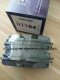 トヨタ(04466-20090 D823)のためのリヤ・ブレーキディスクパッド