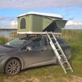 SUV 야영 차 옥외 단단한 쉘 지붕 상단 천막
