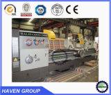 Machine lourde de tour de bâti horizontal d'écartement de CW61100B/CW61125B