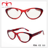 Новый документ моды завершилась передачей Cat Eye чтения очки (WRP507253)
