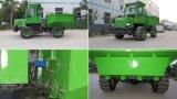 Petit camion hydraulique de mélangeur de transport de qualité (HY40) en vente