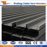 Galvanisierter StahlPurlin für Stahlkonstruktion-Gebäude