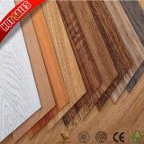 Prix LVT commerciale 4,2 mm de PVC Tapis de plancher