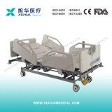 С помощью электропривода, утвержденном CE пять функций больницы с электроприводом кровати ICU