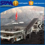 Triturador móvel hidráulico certificado CE