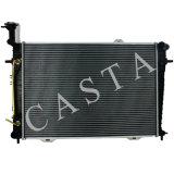 Radiador auto de alta calidad para Hyundai Tusion (04-) en