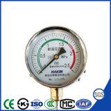 Manometro termoresistente del radiatore d'acciaio di Yl con l'alta qualità