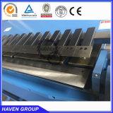 Feito na máquina de dobramento hidráulica W62K-3*2500 do CNC de China