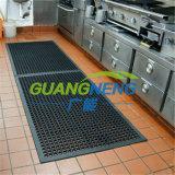 高品質のホテルのゴム製マット、ゴム製台所マット、反スリップのゴム製マット、抗菌性の床のマット