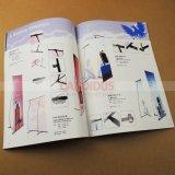 カタログのパンフレットの印刷マガジン印刷サービスのオフセット印刷