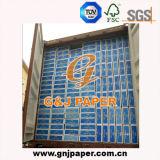 100 % de pâte à papier vierge papier sulfite d'enrubannage pour accélérer l'emballage alimentaire