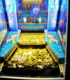 Populaire Clown Paradise Game Machine Coin Pusher Coin Pushing Machine