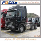 Hot Selling Sinotruck HOWO A7 Load Tractor Dirty Truck Head for
