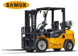 ガソリンLPG Forklift 1.5-3.5ton