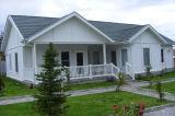 Heller Rahmen-vorfabriziertes Haus mit ISO-Bescheinigung (KXD-pH10)