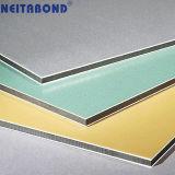 Materiale da costruzione per il rivestimento della parete del comitato composito di alluminio