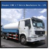 14-22立方メートルタンクが付いているSinotruk 6X4 HOWO水トラック