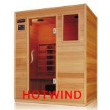 Sauna de Infravermelhos distante 2016 Hotwind Portátil Sauna para 3 Pessoas (SEK-A3)