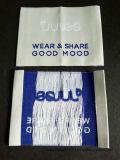 Vestuário Endfold Damask Etiqueta tecidos principal