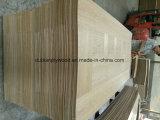 2.7mm und 3mm Furnier-Blatt HDF oder MDF geformte Haut-Tür