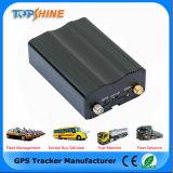 최신 지능적인 Bluetooth 차 경보 연료 감시 차량 GPS 추적자 Vt200b