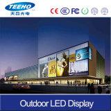 Visualizzazione di LED locativa eccellente impermeabile di qualità P6