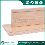 madera contrachapada de la melamina del grado de los muebles de 3.6m m 4.5m m 9m m 12m m 18m m