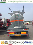 Di Shengrun 3 dell'asse 45000L del serbatoio di combustibile rimorchio del camion semi