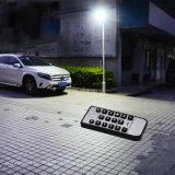 Super brillante mando a distancia de 50W proyector LED Solar de la seguridad de la Calle Jardín Spotlight