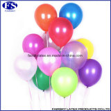 China stellte Perlen-Latex-Ballon her