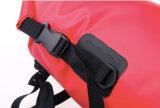 2개의 벨트는 옥외를 위한 PVC 여행 책가방을 방수 처리한다 (MC4042)