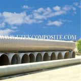 Tissu de haute résistance 30g de fibre de verre de 5cm pour la pipe d'enroulement