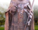 Het Gietende Standbeeld van het brons van St Patrick