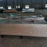 Strati d'acciaio galvanizzati ondulati preverniciati del tetto per l'Africa