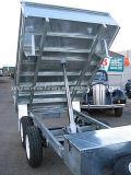 경쟁가격을%s 가진 덤프 트럭을%s 액압 실린더를 기울이는 포이 측 회전