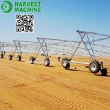 Fontes de energia agrícola o sistema de irrigação por aspersão com pivô central