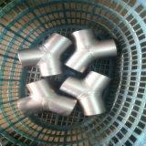 Tubo de la rama lateral de 45 grados y tipo t de acero inoxidable